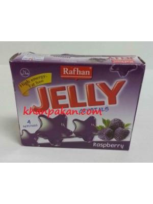 Rafhan Jelly , Raspberry 80 Gms